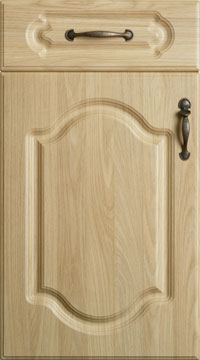 Cathedral Double replacement kitchen door