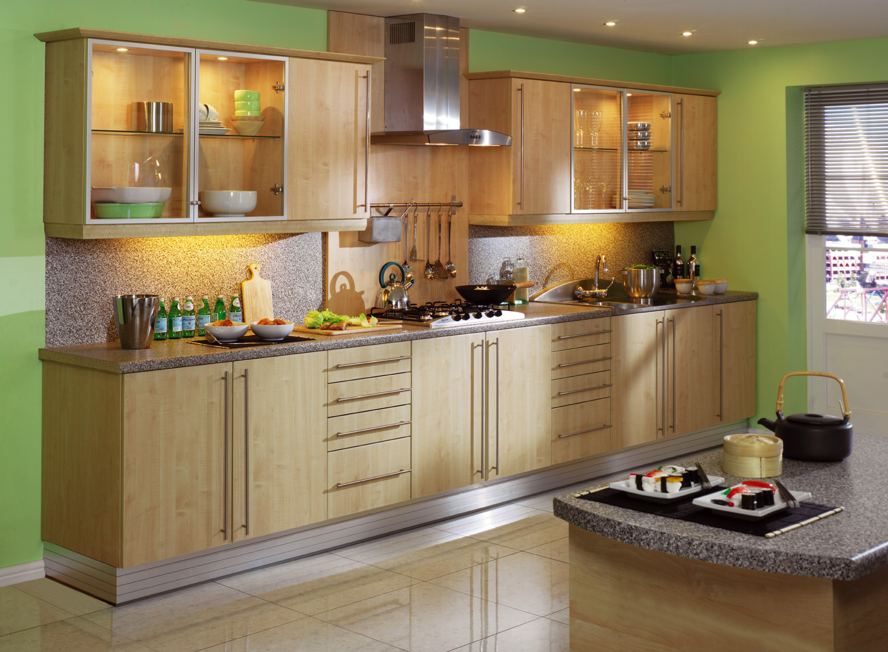 Duleek Maple Kitchen